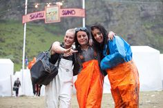 Nice rainwear girls