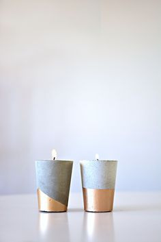 Blog post at Little Inspiration : After using cement for the first time last month, I knew DIY vases from concrete mix are easier than it looks. The bonus is that is very i[..]