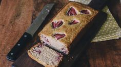 Looking for a simple, sure-to-please summer snack? This Strawberry Coconut Bread is the loaf youve been looking for.