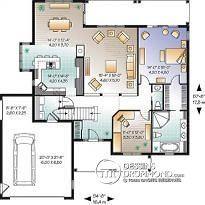 Plan Maison Style Americain Architecture 10