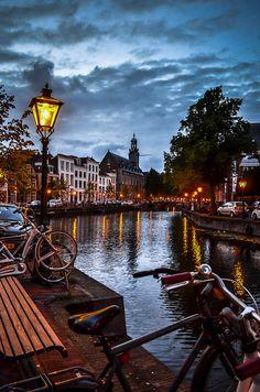 Leiden - Nederland (by Meiry Peruch). Neem me terug naar Leiden