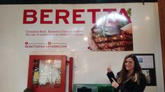 Beretta Farms spotted at Witteven Meats!
