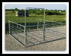 $301.00 Mini horse pen 10x10. Will build with 4x4 or 2x4 mesh for additional fee.