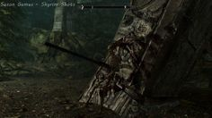 Dwemer ruins are dangerous. #Skyrim