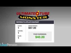 Ultimate tube monster by naidy phoon review + bonuses Tube