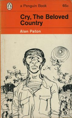 Cry, The Beloved Country - by Alan Paton. A classic about apartheid and the dehumaising effect it has on both sides. Great book cover too.