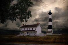 Photograph #Lighthouse Bodie by Ken Toney on 500px - http://dennisharper.lnf.com/