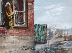 Пименов Юрий Иванович (1903-1977) «Воздух весны» 1957