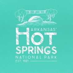 4/50 || Arkansas - Hot Springs National Park