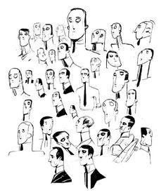 DOUSSE: Mirrors & faces