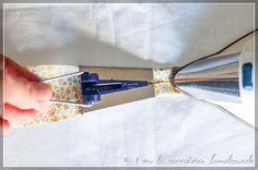 La Abuela Popera: Truco de costura - Marcador de cinta al bies low-cost