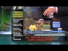 Natural Cold Treatments -Dr. Oz - YouTube