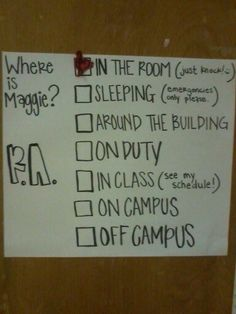 where is the RA?