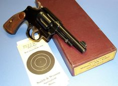 The Ultimate Model 10 Thread! - Page 4 Smith And Wesson Revolvers, Smith N Wesson, Survival Kit, Firearms, Hand Guns, Model, Military Guns, Pistols