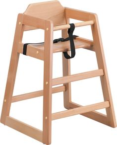 Natural Baby High Chair