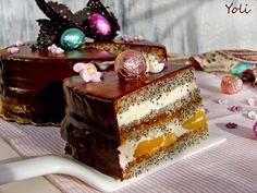 Вкусно с Йоли: Макова торта