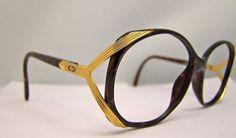 Christian Dior Vintage  Tortoiseshell Eyeglass by ifoundgallery, $75.00