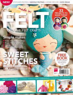 Made In Felt magazine