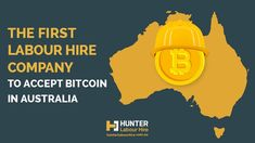 The First Labour Hire Company to Accept Bitcoin in Australia - Hunter Labour Hire Bitcoin Company, The One, Sydney, Australia, Construction, Building