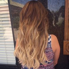 Ash Brown  Ash Blonde = One amazing Balayage shade!!  This color is perfect for spring and summer and it keeps you from damaging your own hair from trying to achieve this color! Get this super fun color at www.QueenCHair.com