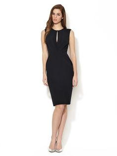 Calvin Klein Collection Muara Sleeveless Sheath