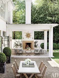 outdoor living | photo pieter estersohn