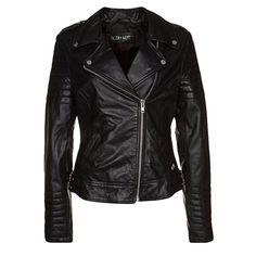 New Womens Leather Motorcycle Jacket Genuine Lambskin Black Biker Coat 210 Classic Leather Jacket, Womens Black Leather Jacket, Leather Jackets For Sale, Lambskin Leather Jacket, Slim Fit Jackets, Jackets For Women, Biker Look, Black Noir, Jacket Style