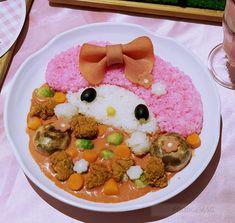 Good Value SANRIO MY MELODY KAWAII BENTO Plastic Tableware Complete Set All 7