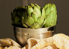 Artichokes, as a metaphor for layers of learning.
