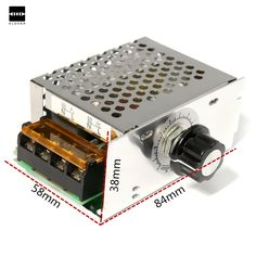 #aliexpress, #fashion, #outfit, #apparel, #shoes #aliexpress, #Electric, #quality, #4000W, #Voltage, #Regulator, #Dimmer, #Electric, #Motor, #Speed, #Controller