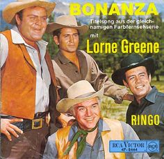 Bonanza!! Best show ever! I live my life by their creed. They are me, and I am them.