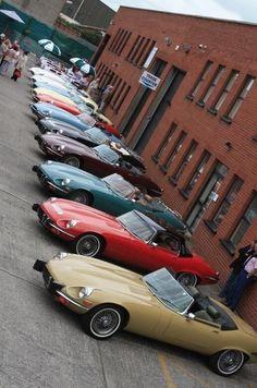 Jaguar – One Stop Classic Car News & Tips Jaguar Xk, Jaguar E Type, Automobile, Jaguar Daimler, Cars Uk, British Sports Cars, Best Classic Cars, Sport Cars, Vintage Cars