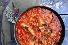 Kylling i cremet tomat-pestosovs – Et Liv I Balance