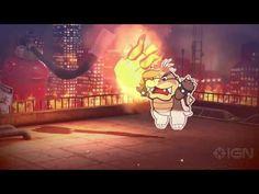 Paper Mario: Color Splash - Official Game Trailer - E3 2016 E3 2016, Video Game Industry, Paper Mario, Color Splash, Mystery, Presents, Entertaining, Video Games, Nintendo