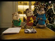 Alvin and the Chipmunks- Christmas Song