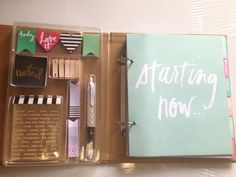 New year, new planners! // Craft Room Secrets Blog