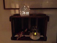 Christmas Wineshelf