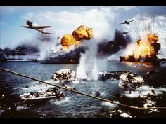 World War II - Attack on Pearl Harbor. Watch Full Documentary in Color - YouTube