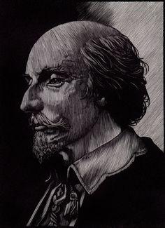 William Shakespeare, Barry Moser