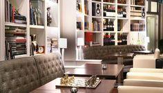El hotel ha criado un ambiente relajante e informal