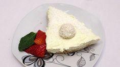 Nepečený moučník, který Katka dělala jako první, stihl krásně ztuhnout a byl prý jemný, krémový, nepřeslazený, no prostě luxusní… Dairy, Pie, Pudding, Cheese, Food, Torte, Cake, Fruit Cakes, Custard Pudding