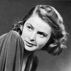 In 1950, after a decade of stardom in American films, she starred in the Italian film Stromboli, which led to a love affair with director Roberto Rossellini while they were both already married. The affair & then marriage with Rossellini created a scandal that forced her to remain in Europe until 1956, when she made a successful Hollywood return in Anastasia, for which she won her 2nd Academy Award, as well as the forgiveness of her fans.
