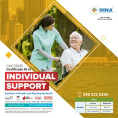 Sign up for a course that lands you in one of the most rewarding and stable sectors! Get the qualification you need to launch your career as a Care Worker helping older Australians, through Certificate III in Individual support. For details, visit: contact 0862128200. #IHNA #PersonalCareAssistant #DisabilityWorker #SupportWorker #IndividualSupport #CertificateCourse #australia Nursing Australia, Nursing Courses, Becoming A Nurse, Certificate Courses, National Police, Acute Care, Job Opening, Community Service, Disability