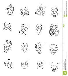 como desenhar expressões - Pesquisa do Google