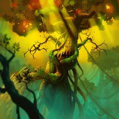 """Rayman Legends"" concept art by Nicolas Leger"