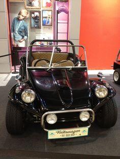 Volkswagen 1967 Beach Buggy.I had a black one made by Ruska in Amsterdam. Wij hadden een gastank in laten bouwen want ik gebruikte de bug om mee te pendelen.