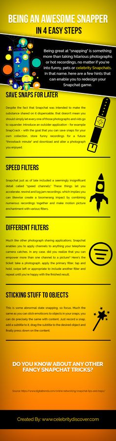 Being an Awesome Snapper in 4 Easy Steps