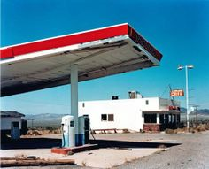 The Photographs That Inspired Paris, Texas: Wim Wenders Written in the West…