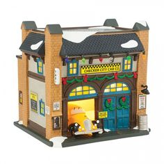 Christmas in the City Checker City Cab Co. | Department 56 Villages, Free Shipping on Dept 56