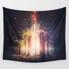 Feed me Wall Tapestry